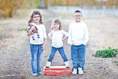Cuties! pose kids
