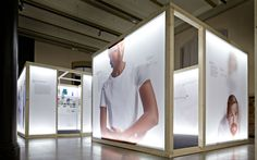 Exhibition design I Signage