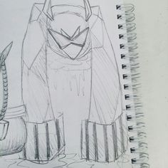 Semana #2: ROBOTS - Doodle #4 Idk man.