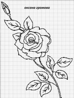 Cross Stitch Designs, Cross Stitch Patterns, Quilt Patterns, Cross Stitch Rose, Cross Stitch Flowers, Rhinestone Crafts, Plastic Canvas Crafts, Filet Crochet, Bead Crafts