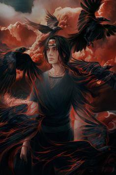 Itachi by jasric on DeviantArt Naruto Fan Art, Anime Naruto, Manga Anime, Boruto, Cold Pictures, Otaku, Naruto Boys, Naruto Wallpaper, Naruto Characters
