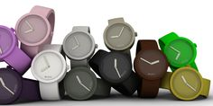 create your own watch. tone on tone or mix and match.