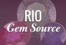 Rio Gem Source is your personalized service to help you find the perfect gemstone for your customers. Our in-house gemologists can source any gemstone you're looking for —and answer any questions along the way.