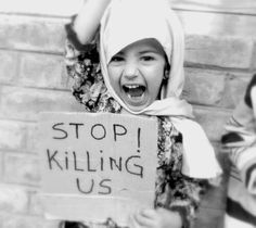 in palistine we r all getting killed and so please help and vote kill us or no please vote