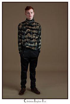 Christian L'enfant Roi Fall/Winter 2013 Lookbook