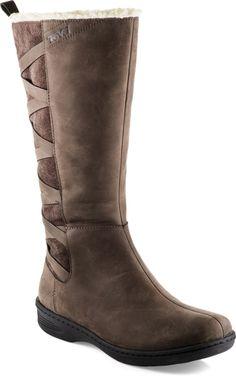 Teva Women's Figueroa WP Boots Turkish Coffee 6.5 from REI on Catalog Spree