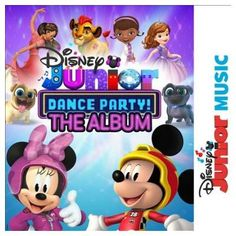 Get ready to dance with the Disney Junior Dance Party featuring classics by your kid's favorite characters! Listen now on Apple Music. Disney Junior, Disney Clubhouse, Walt Disney Records, Muppet Babies, Disney Music, Music Activities, Music For Kids, Theme Song, Various Artists