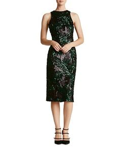 1$  Buy now - http://vizmq.justgood.pw/vig/item.php?t=p2d75ne26252 - Shawn Sequin Palm Midi Dress 1$
