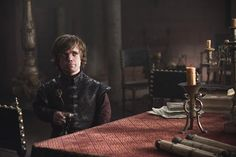 Tyrion Lannister. #GameofThrones  I love the Imp!!
