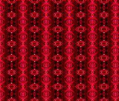 Regal Velvet Stripe by chinaberries_studio