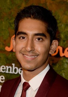 Pin for Later: Hollywood's Hottest English Eye Candy Dev Patel