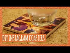 DIY Instagram Coasters - HGTV Handmade