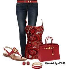 ~CASUAL WEAR~, created by marion-fashionista-diva-miller on Polyvore