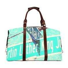 The Corner No. 3 Classic Travel Bag