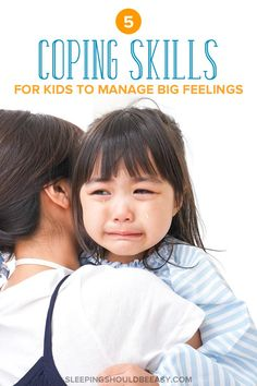 Does your child struggle with handling difficult emotions and anger management? Self regulation and knowing how to calm down are important skills all children need to develop. Learn how to teach coping skills for kids to help them manage big feelings on their own with these 5 effective tools. Child Development Stages, Emotional Development, Teaching Kids, Preschool Learning, Learning Activities, Quotes About Your Children, Child Guidance, Difficult Children, Kids And Parenting