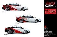 Car Wrap, Ford Focus, Race Cars, Racing, Vehicles, Design, Running, Chart, Drag Race Cars