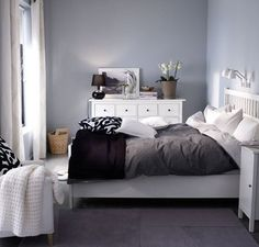 """IKEA has a feature on their website called Room Revivers that includes a tagline, """"keep your furniture, reinvent your room"""". YES! That is how it works - furniture is simply not supposed to be disposable and the power of decorating really is all about the details. Jump below for a look at this plain room, dressed up five different ways..."""