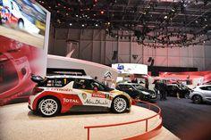 DS3 WRC 2013