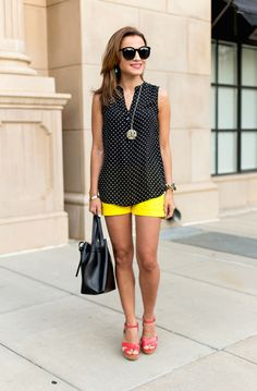 Petite fashion bloggers: Hello Framboise: : BombPetite.com