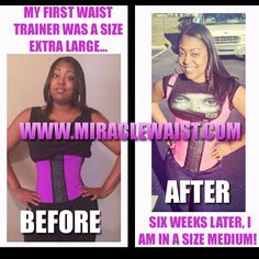 Visit www.miraclewaist.com or call 912-264-9242