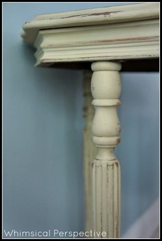 Whimsical Perspective blog: Versailles - Annie Sloan Chalk Paint Color Review