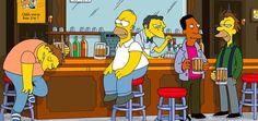 imagem do Bar do Moe