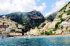 Insider's Guide to The Amalfi Coast - Positano