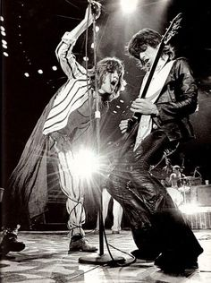 Mick Jagger & Keith Richards - they knew which side their bread is buttered on