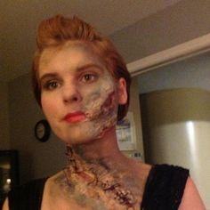 Zombie Makeup - zombies Photo