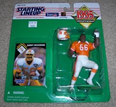 1995 Hardy Nickerson NFL Starting Lineup Figure * To view further for this item, visit the image link.Note:It is affiliate link to Amazon.