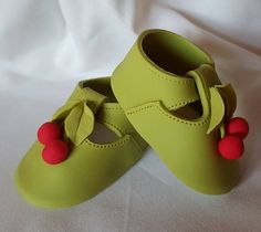 John Quai Hoi Baby Shoes