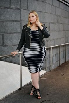 outfits chicas curvy