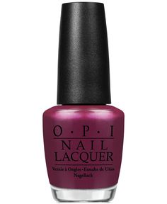 Opi Nail Lacquer, Flashbulb Fuchsia