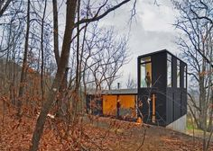 Stacked Cabin / Johnsen Schmaling Architects | AA13 – blog – Inspiration – Design – Architecture – Photographie – Art
