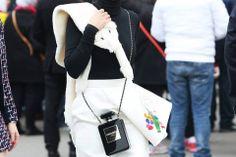 Zoom Details @ Paris Couture Fashion week.
