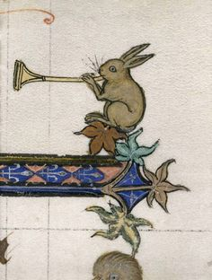 The Adventures of Medieval Killer Bunny: A Musical Vacation – Illuminated Manuscripts & Codicology – Medium