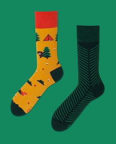 Scout Memory | men socks | colorful socks | cool socks | mismatched socks…