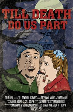 16 Movie Poster Themed Wedding And Engagement Invitations |