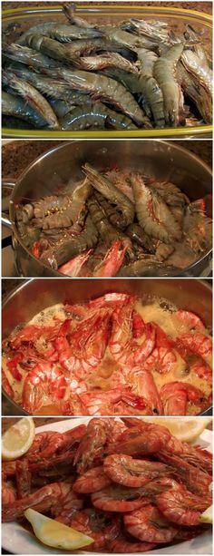 Quem não ama um delicioso camarão? aprenda a fazer! #camarao #frito #receita #gastronomia #culinaria #comida #delicia #receitafacil