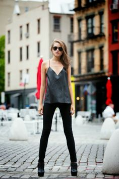Line to Love: Cami NYC