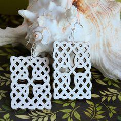 Kolczyki - Wspomnienia z Irlandii Brooch, Earrings, Jewelry, Ear Rings, Jewellery Making, Stud Earrings, Jewerly, Jewelery, Jewels