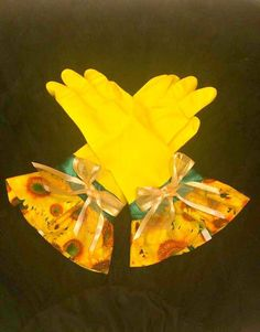 Diva dish gloves