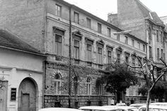Alul a Bajszár bejárata Hungary, Budapest, Utca, Street View, History, Historia