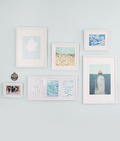 A Totally Rad Kid's Room Makeover // boys room, gallery wall