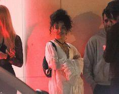 FKA twigs at Leonardo DiCaprio's birthday bash November 2018 Sofia Vassilieva, Camp Flog Gnaw, Russian American, Echo Park, Studio City, Leonardo Dicaprio, Most Beautiful, Carnival, It Cast