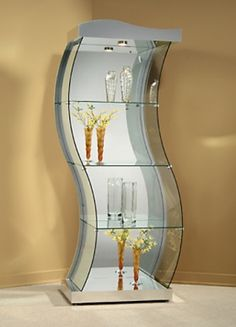 Lola Curio Cabinet (Kinda funky, but it is a possibility)