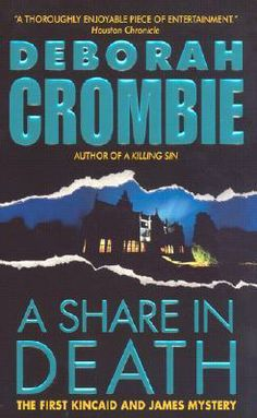 A Share In Death (Duncan Kincaid & Gemma James, #1)  This is the first in a series.  The characters grow and develop before your eyes.  Good writing, stories, and later, maps.