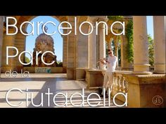 Barcelona - Parc de la Ciutadella (Stabilised GoPro Hero 4 Silver and iP...