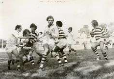 Cranleigh School Rugby in 1971