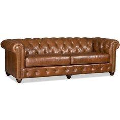 Bradington-Young Wellington Sofa Finish: New Classiques, Upholstery: 913100-95